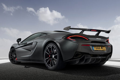 McLaren MSO Defined High Downforce Kit