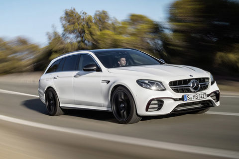Mercedes-AMG E63 S break : reine du Ring