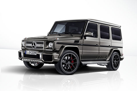 Mercedes-AMG G 63 et G 65 Exclusive Edition