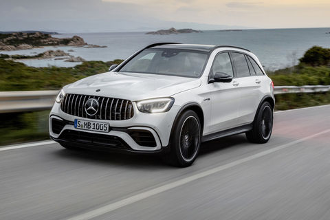 New York : Mercedes-AMG GLC 63 4MATIC+