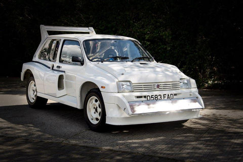 Silverstone Auctions : MG Metro 6R4 1985