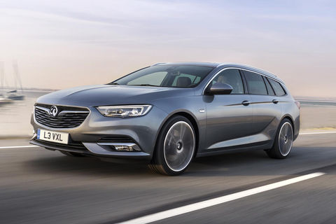 Nouvelle Opel Insignia Sports Tourer