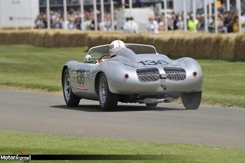 Goodwood 2011 : Stirling Moss en RS61