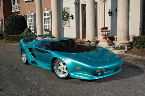 RM Sotheby's : Vector Avtech WX-3 Prototype 1993