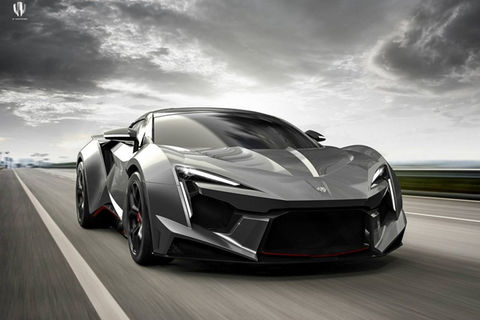 W Motors lève le voile sur la Fenyr Supersport