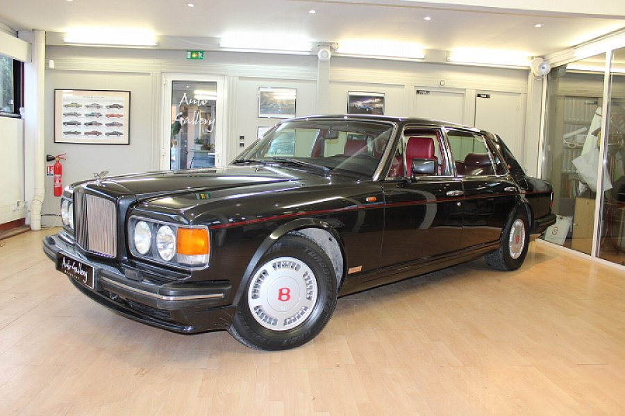 BENTLEY TURBO R TURBO RL berline Noir occasion - 23 600 €, 95 362 km