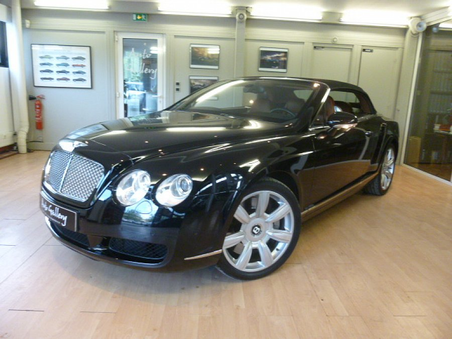BENTLEY CONTINENTAL GTC I W12 cabriolet occasion - 57 900 €, 67 800 km