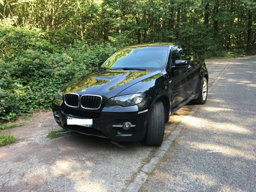 BMW X6 E71 xDrive30d 235ch LUXE SUV Noir occasion - 21 000 €, 245 000 km