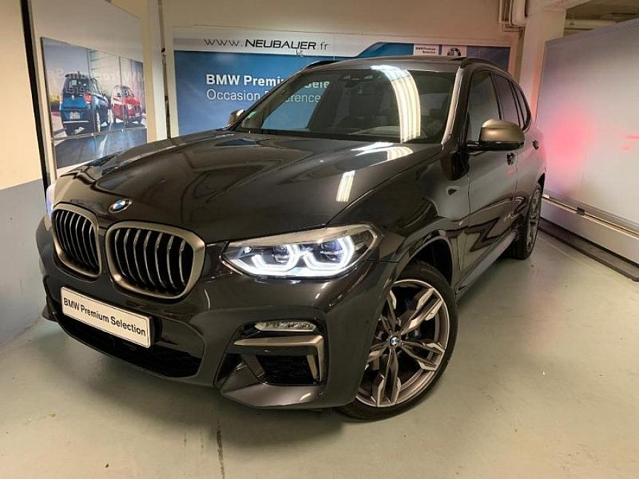 BMW X3 G01 M40d SUV Gris occasion - 76 900 €, 9 929 km