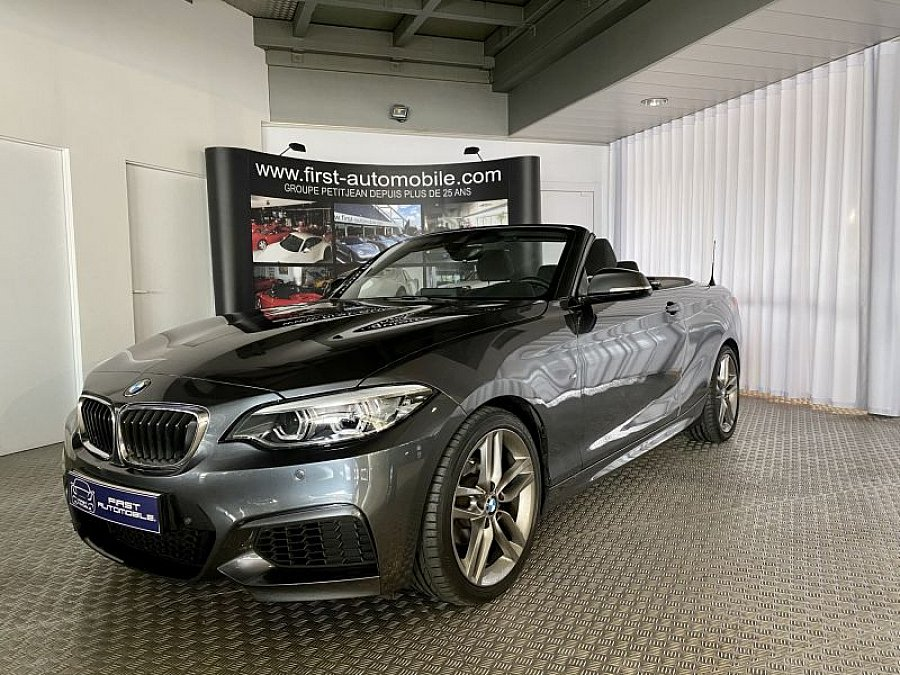 BMW SERIE 2 F23 Cabriolet cabriolet occasion - 30 400 €, 14 000 km