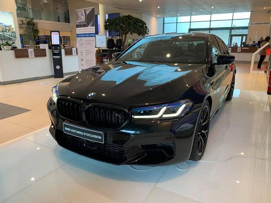 BMW M5 F90 Competition 625 ch M Steptronic berline occasion - non renseigné, 100 km