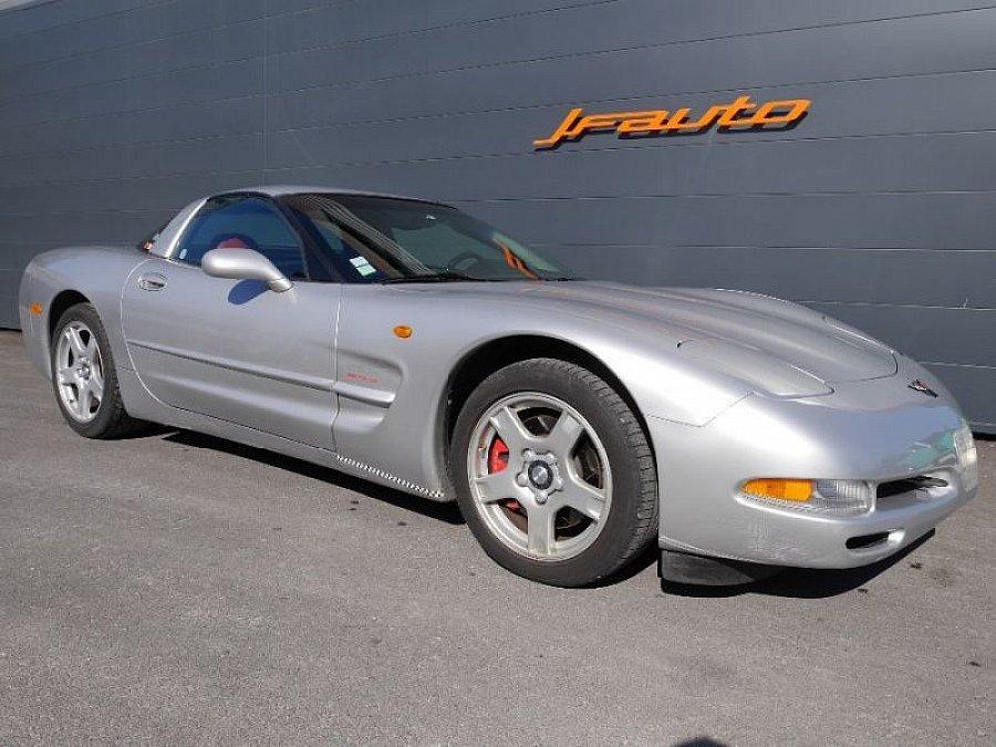 annonce vendue chevrolet corvette c5 5 7 345ch coup argent occasion 22 900 138 901 km. Black Bedroom Furniture Sets. Home Design Ideas