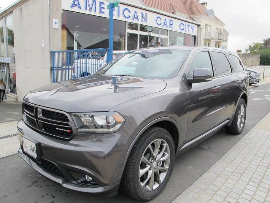 dodge durango iii r t 5 7 v8 hemi dodge pick up occasion 77 900 200 km vente de voiture. Black Bedroom Furniture Sets. Home Design Ideas