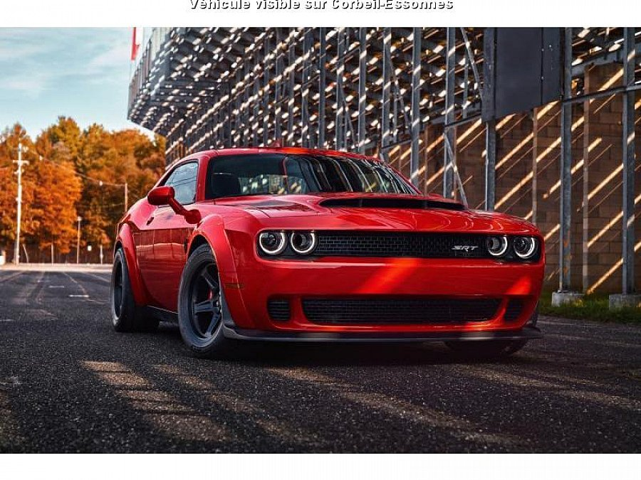 DODGE CHALLENGER III SRT Demon coupé occasion - 179 900 €, 500 km