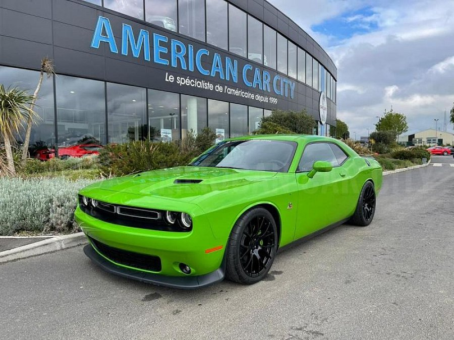 DODGE CHALLENGER III R/T coupé occasion - 64 900 €, 3 300 km
