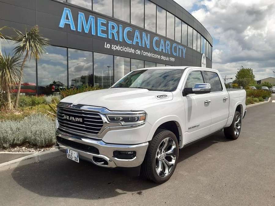 DODGE RAM V 1500 Laramie Longhorn pick-up occasion - 79 900 €, 5 700 km