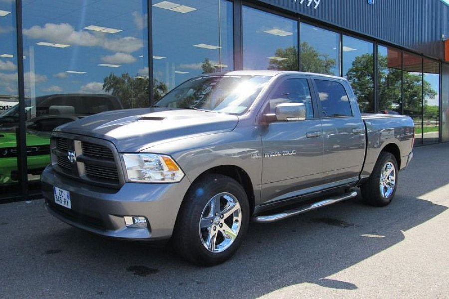 DODGE RAM IV 1500 pick-up occasion - 41 900 €, 115 000 km