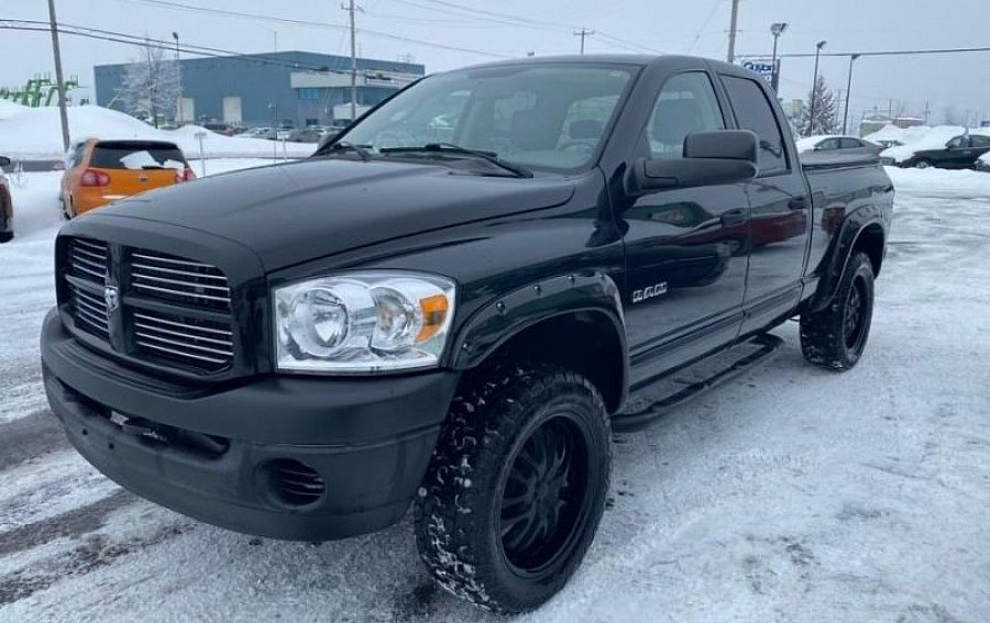 DODGE RAM III 5.7L Hemi pick-up Vert occasion - 16 000 €, 104 000 km