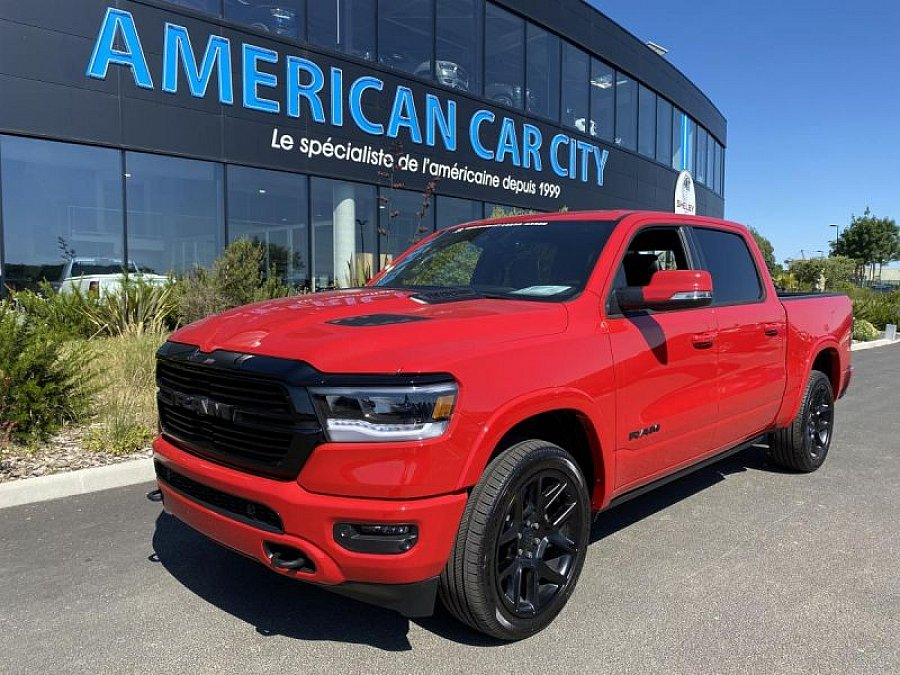 DODGE RAM V 1500 Laramie pick-up occasion - 87 881 €, 500 km