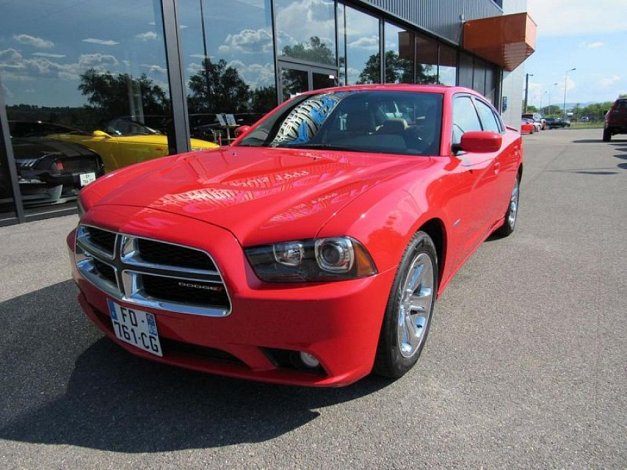 DODGE CHARGER VII R/T berline occasion - 35 900 €, 12 672 km