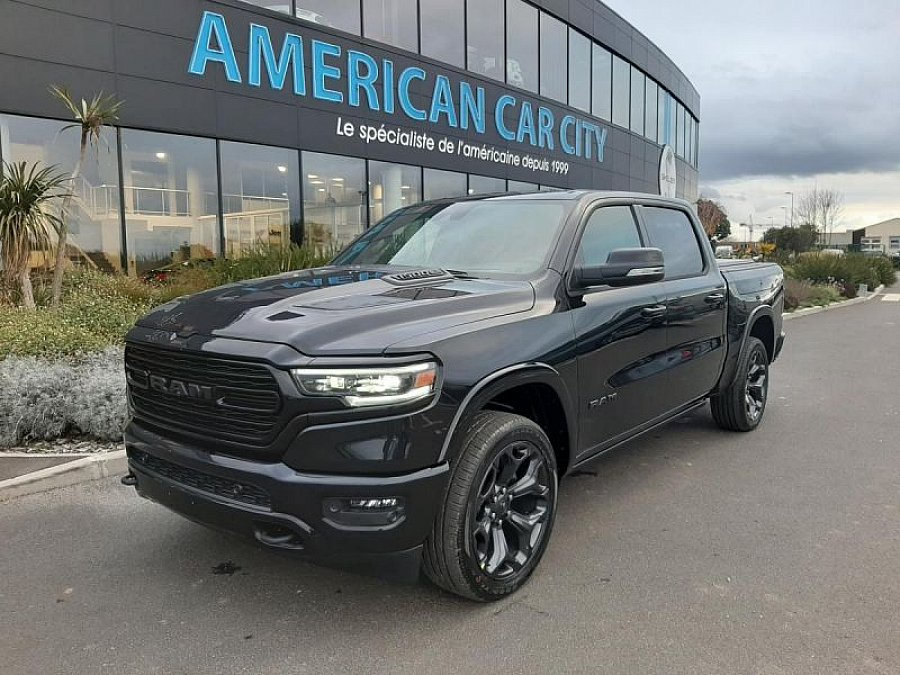 DODGE RAM V 1500 Limited NIGHT EDITION pick-up occasion - 102 076 €, 500 km