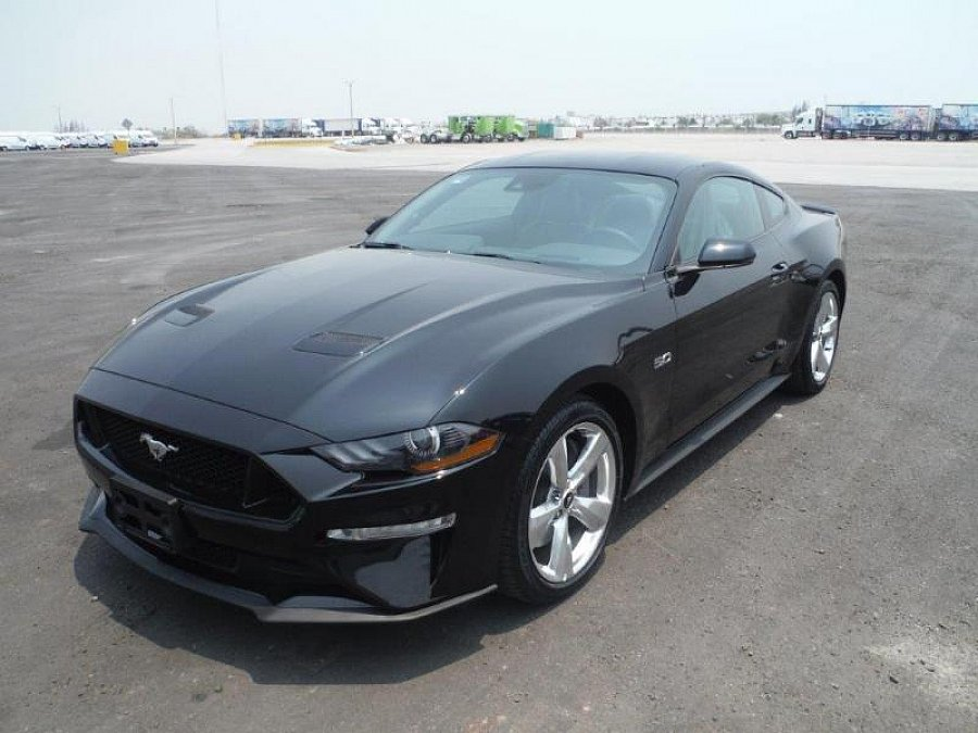 FORD MUSTANG VI (2015) GT 450 ch PREMIUM coupé occasion - 64 900 €, 500 km