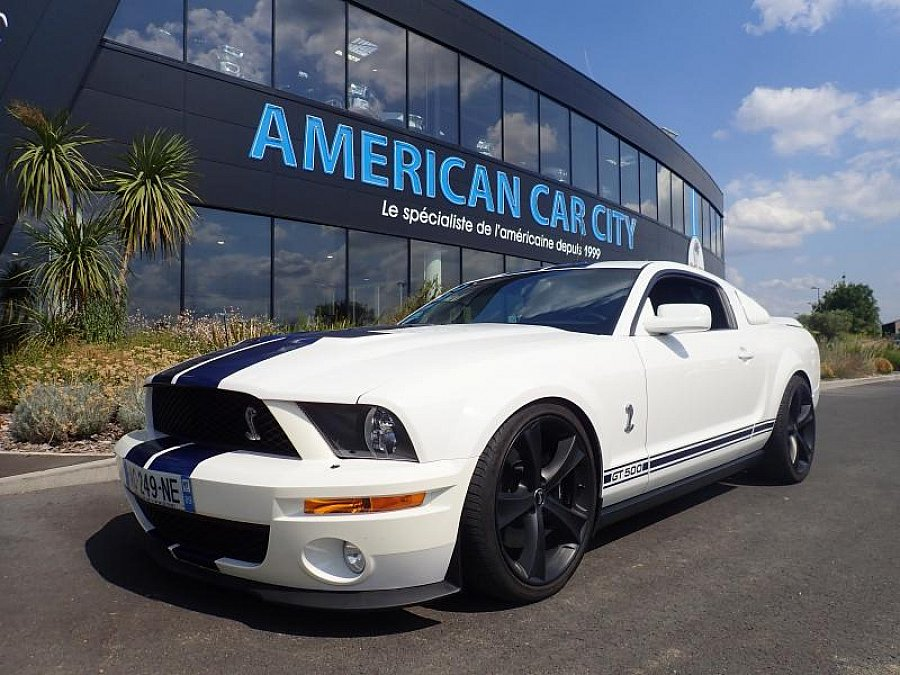 FORD MUSTANG Serie 1 Shelby GT500 coupé occasion - 45 900 €, 67 000 km