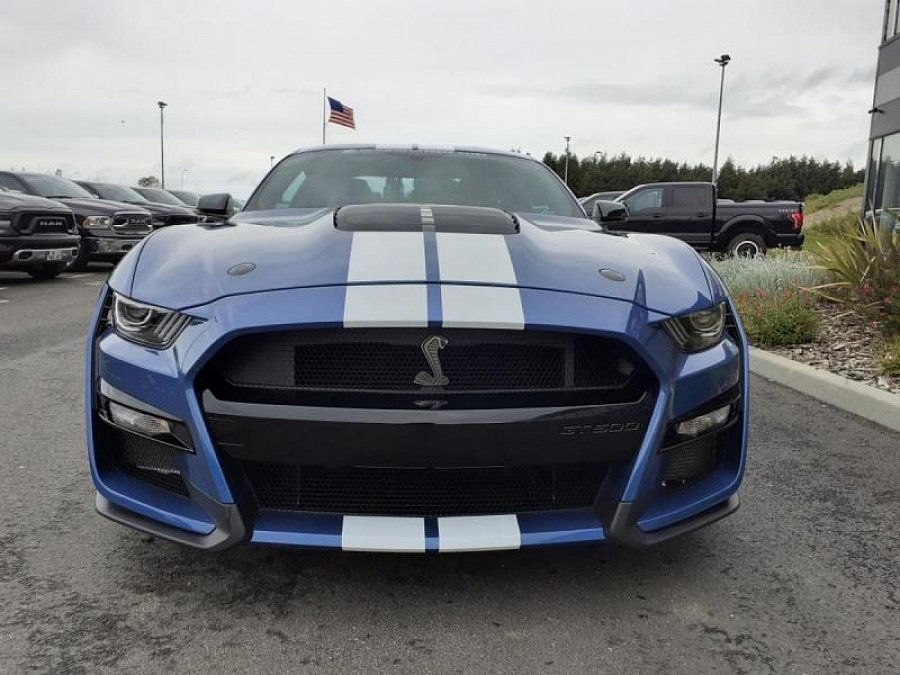 Ford Mustang Shelby Gt 500 Occasion Schweiz