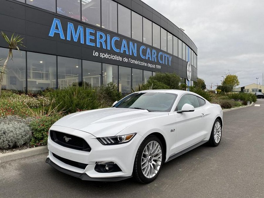 FORD MUSTANG VI (2015 - ...) GT 421 ch coupé occasion - 40 900 €, 58 500 km