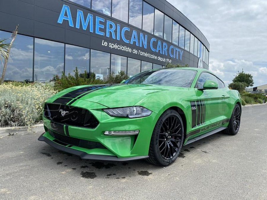 FORD MUSTANG GT 450 ch coupé occasion - 55 900 €, 12 250 km