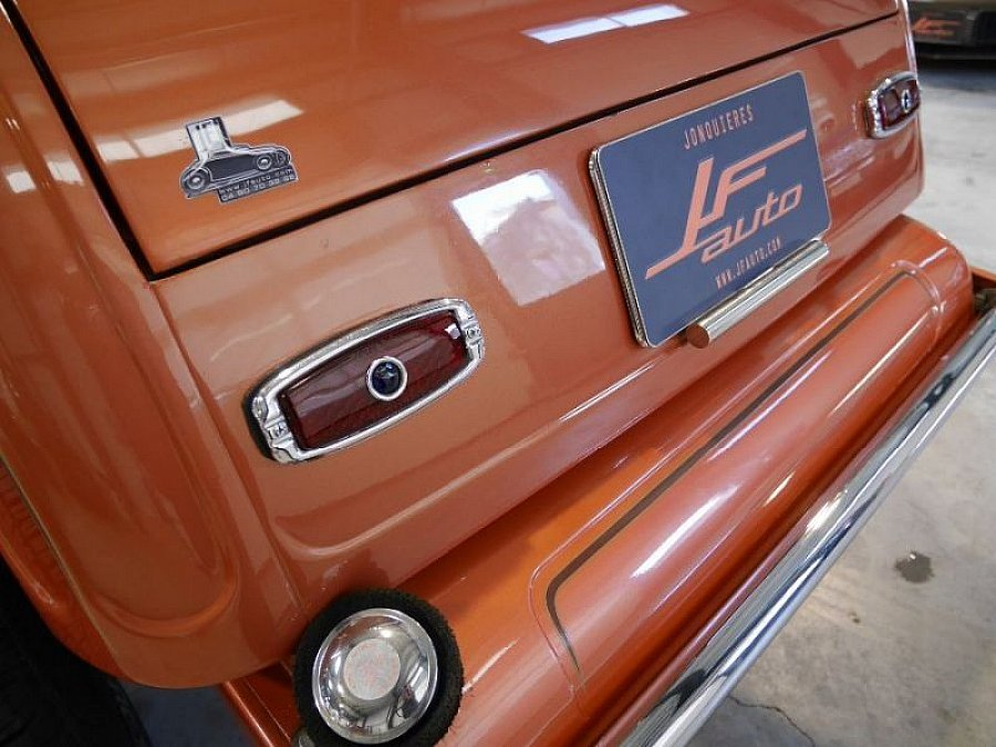 FORD Roadster A 32 HOT ROD Orange occasion - 52 500 € - 5 ...