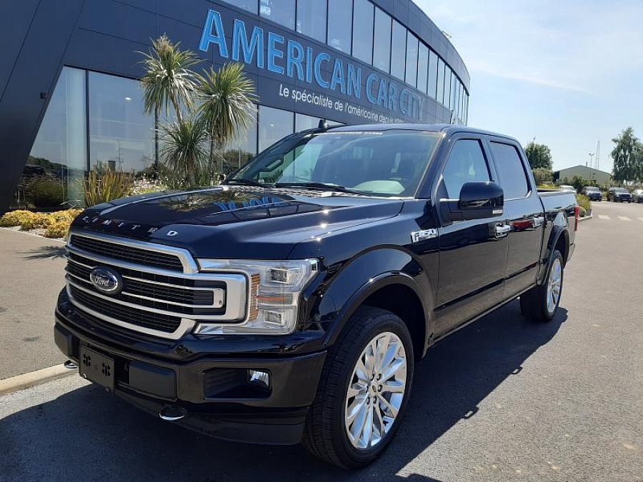 FORD USA F150 pick-up occasion - 94 900 €, 500 km