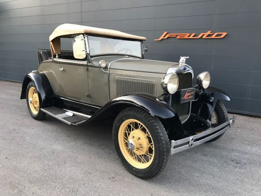 FORD USA ROADSTER Beige occasion - 29 900 €, 85 000 km