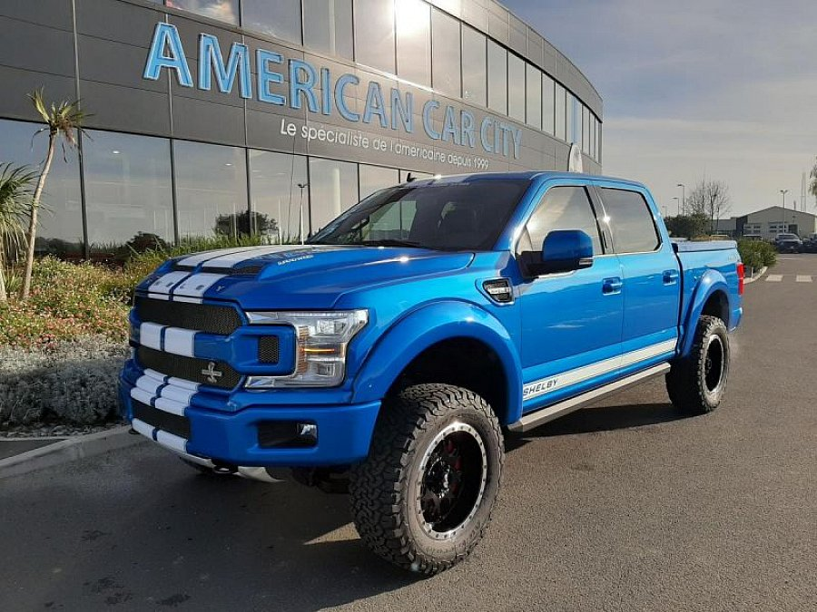 FORD USA F150 Shelby Super Snake Offroad pick-up occasion - 184 900 €, 500 km