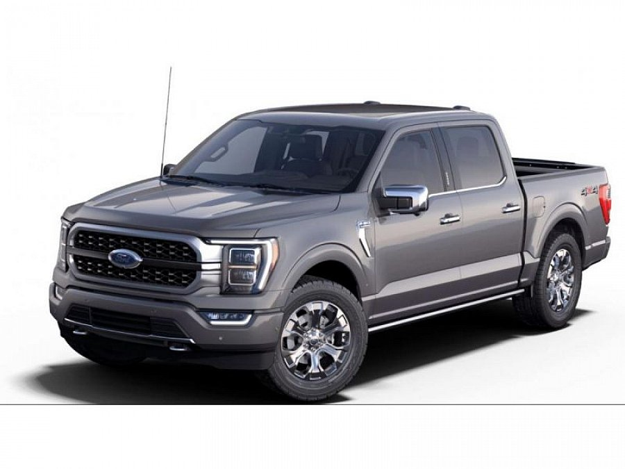 FORD USA F150 SUPERCREW LARIAT V8 5.0L FLEXFUE pick-up occasion - 99 292 €, 500 km