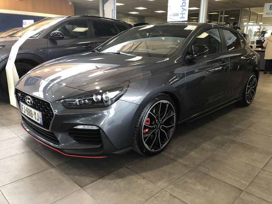 HYUNDAI I30 FASTBACK N 275 pack performance berline Gris occasion - 36 830 €, 5 000 km