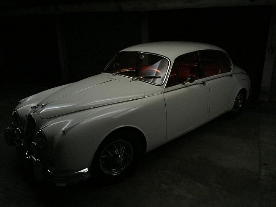 JAGUAR MARK 2 3.8 Automatique berline Ivoire occasion - 42 500 €, 23 000 km