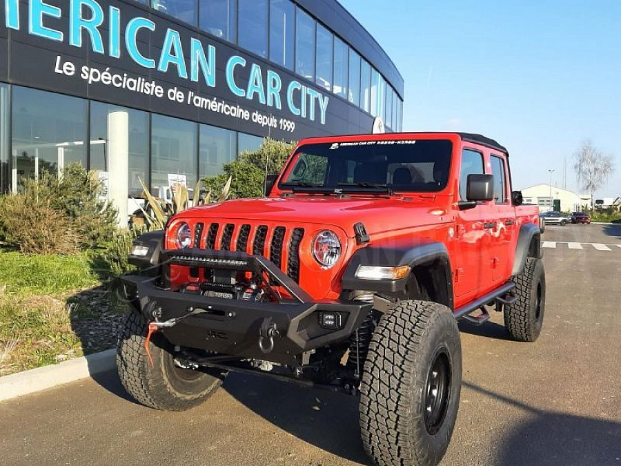 JEEP GLADIATOR 4x4 occasion - 72 900 €, 500 km