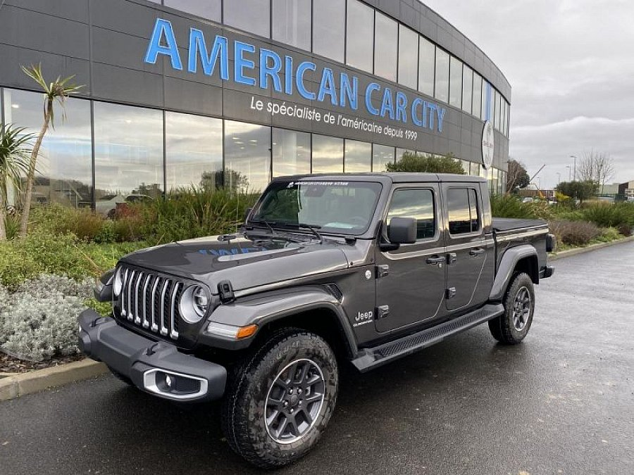 JEEP GLADIATOR II V6 3.6 pick-up occasion - 84 642 €, 500 km
