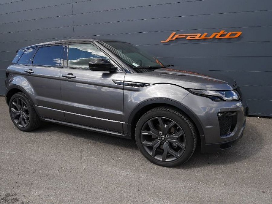LAND ROVER RANGE ROVER EVOQUE TD4 2.0 180 ch DYNAMIC SUV Gris occasion - 45 900 €, 34 036 km