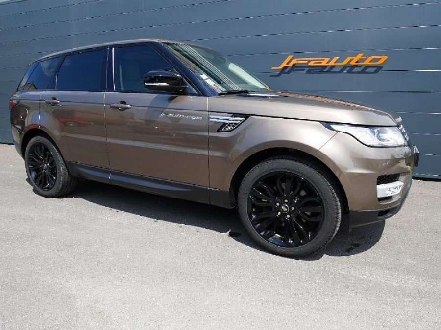 land rover range rover sport ii tdv6 3 0 258 ch hse suv. Black Bedroom Furniture Sets. Home Design Ideas