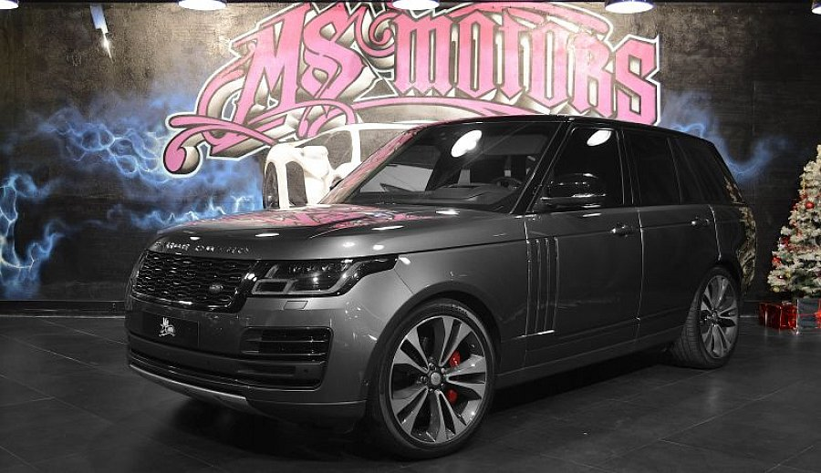 LAND ROVER RANGE ROVER IV - L405 5.0 V8 565 ch 4x4 occasion - 139 900 €, 29 900 km