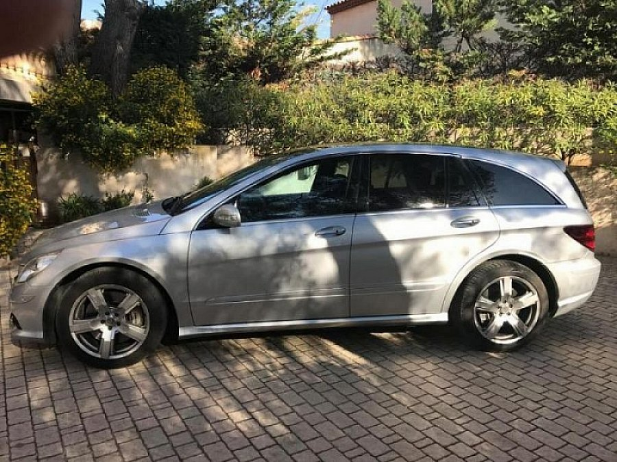 MERCEDES CLASSE R 63 AMG 510ch (W251) break Gris clair occasion - 59 000 €, 266 000 km
