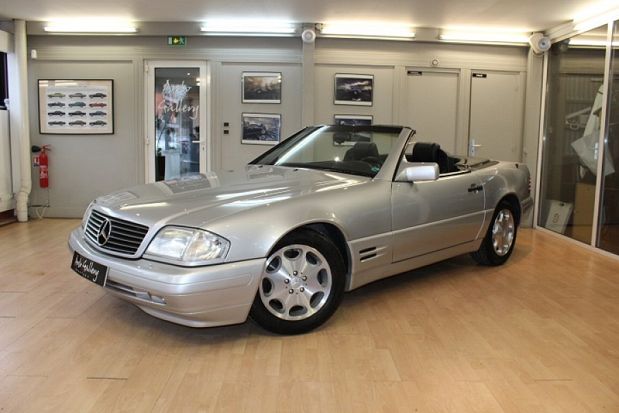 MERCEDES CLASSE SL R129 500 326ch cabriolet occasion - 19 800 €, 117 000 km