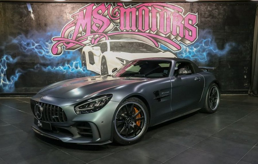 MERCEDES AMG GT C190 R Roadster 585 ch coupé occasion - 269 900 €, 50 km