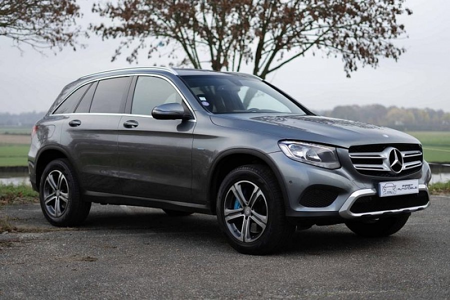 MERCEDES CLASSE GLC SUV (X253) 350e 4MATIC 327 ch BUSINESS EXECUTIVE break Gris occasion - 38 900 €, 41 890 km