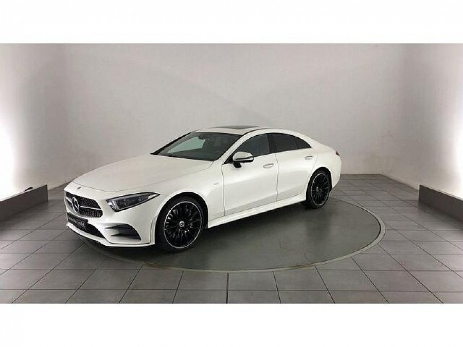 MERCEDES CLASSE CLS C257 350 d 4MATIC Launch Edition 9G-Tronic berline occasion - 58 990 €, 28 098 km