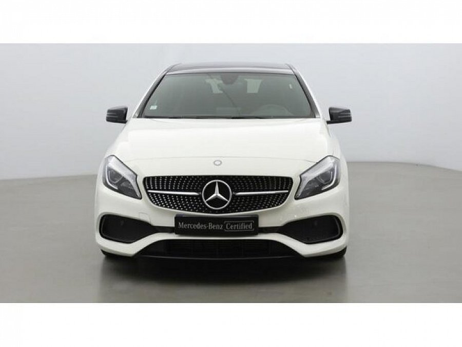 MERCEDES CLASSE A W176 180 CDI BlueEfficiency 180 d Fascination 7G-DCT citadine occasion - 22 790 €, 65 381 km