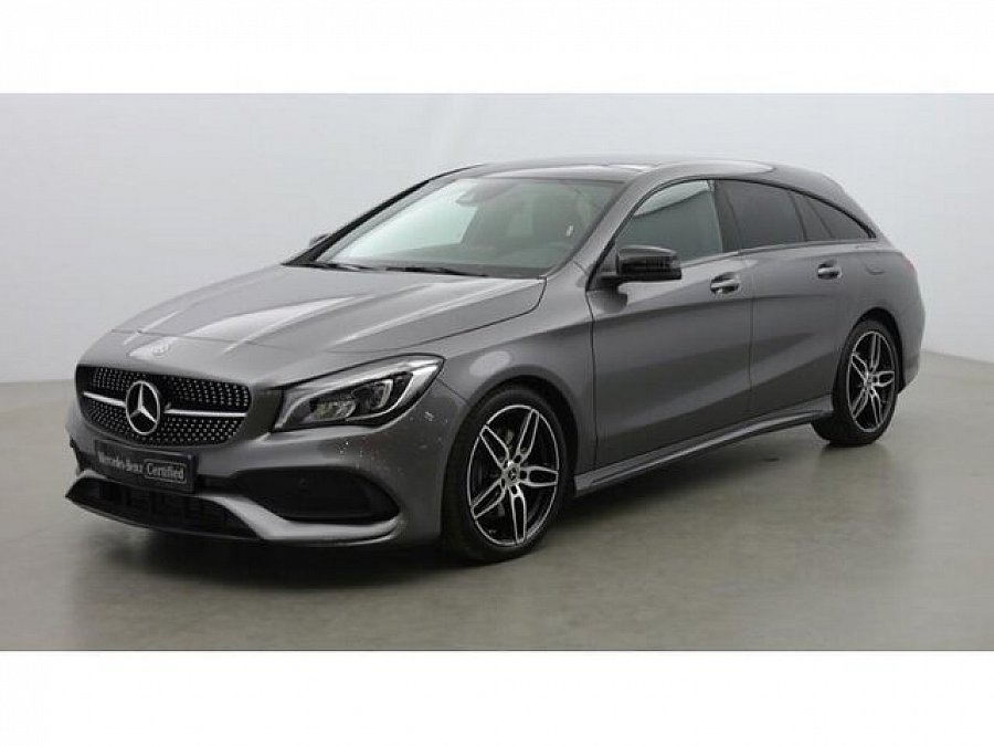 MERCEDES CLASSE CLA Shooting Brake X117 220 CDI Fascination 7G-DCT break occasion - 28 990 €, 40 593 km