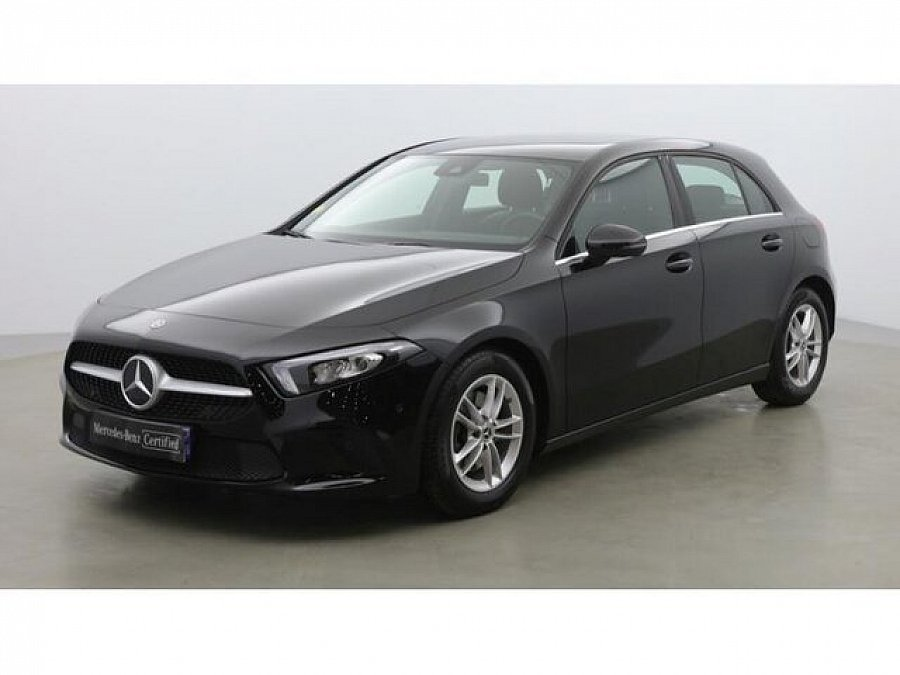 MERCEDES CLASSE A W177 200 d 150 ch Business Line 8G-DCT berline occasion - 27 790 €, 37 692 km